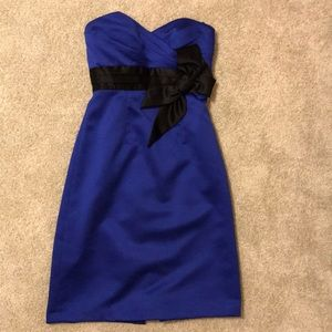 Strapless Alfred Angelo dress